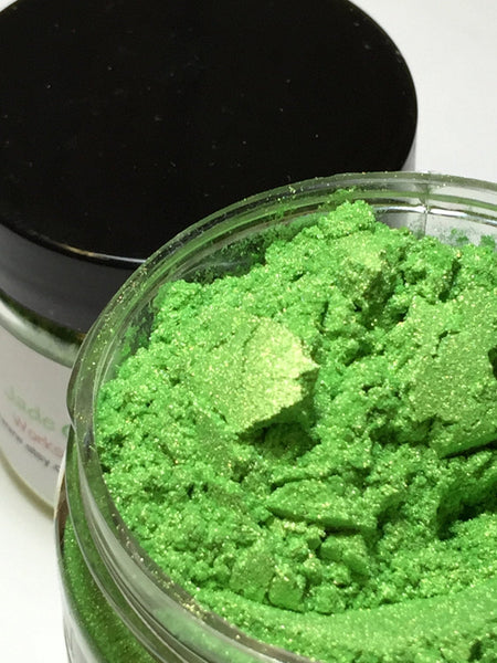 Apple Green Mica - Ethically Sourced and Cruelty Free