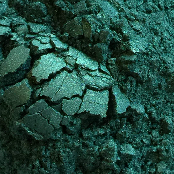 Blackish Green Mica - Ethically Sourced and Cruelty Free