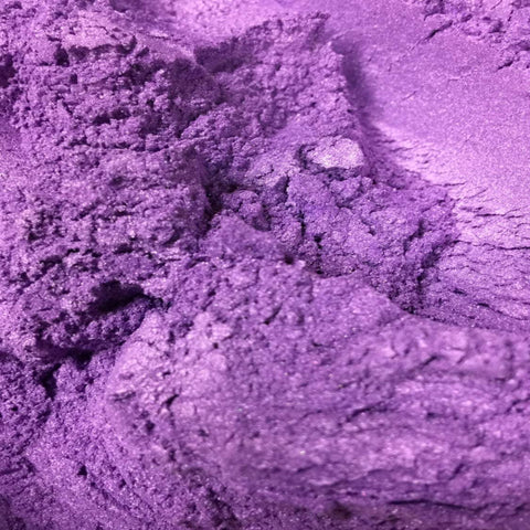 Red Violet Mica - Ethically Sourced and Cruelty Free