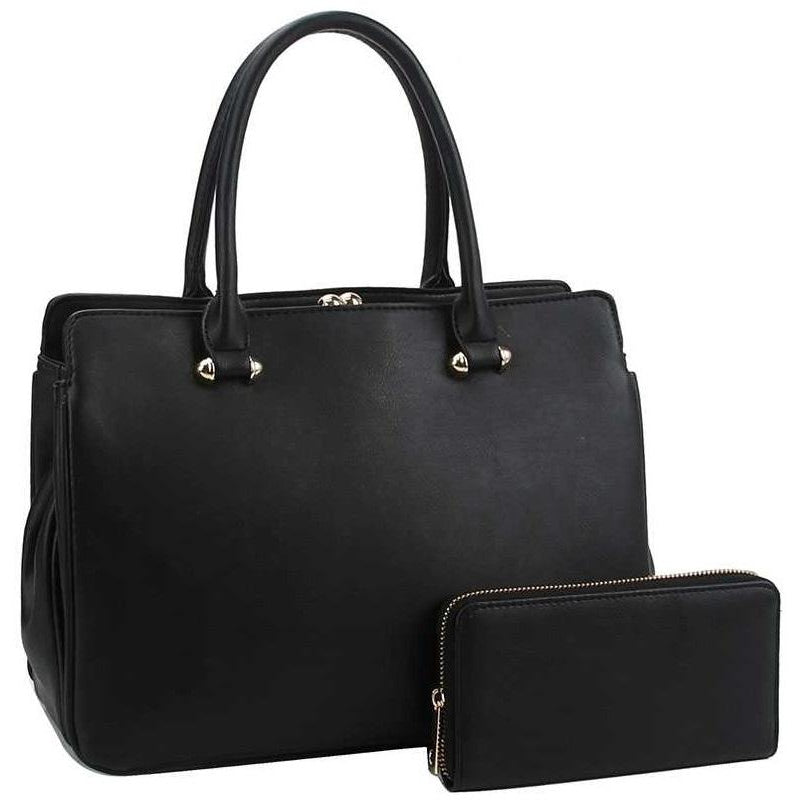 Victoria Vancity Handbag With Matching Wallet