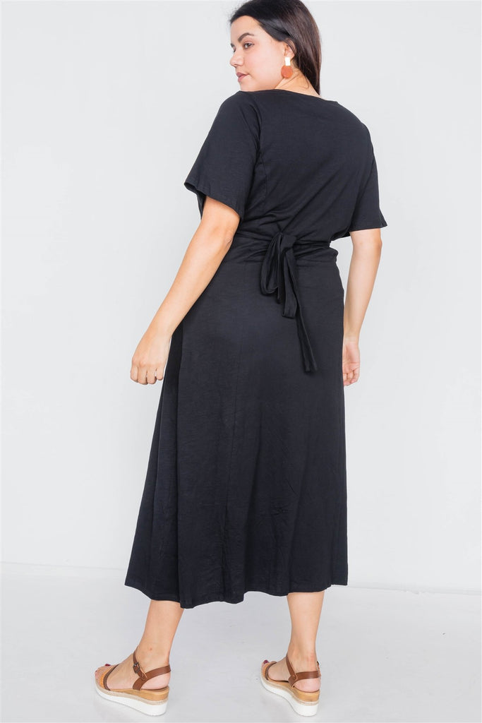 Elegance is Easy Maxi Dress
