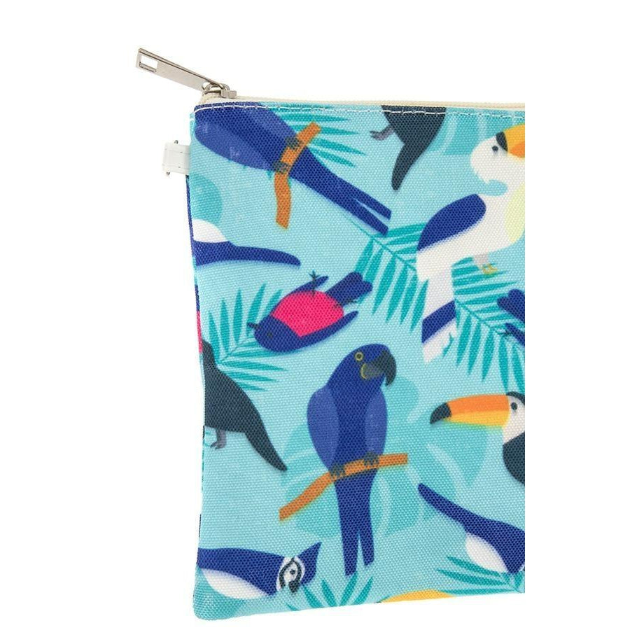 Amazon Tucan Colorful Clutch - Accessories - Handbag