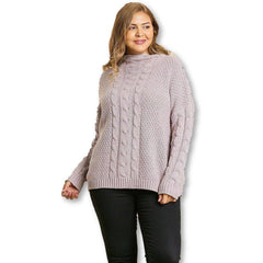 Cotton Clouds Pullover Sweater - Tops - Longsleeve