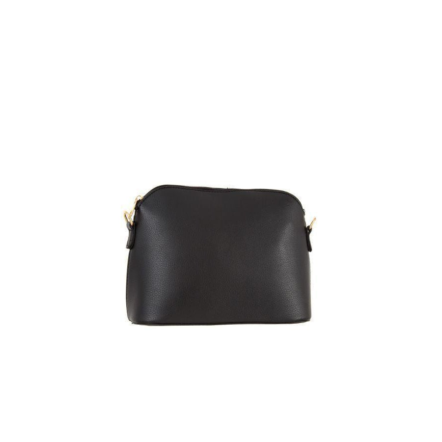 Dame Cleo Clutch Cross Bag - Black - Accessories - Handbag