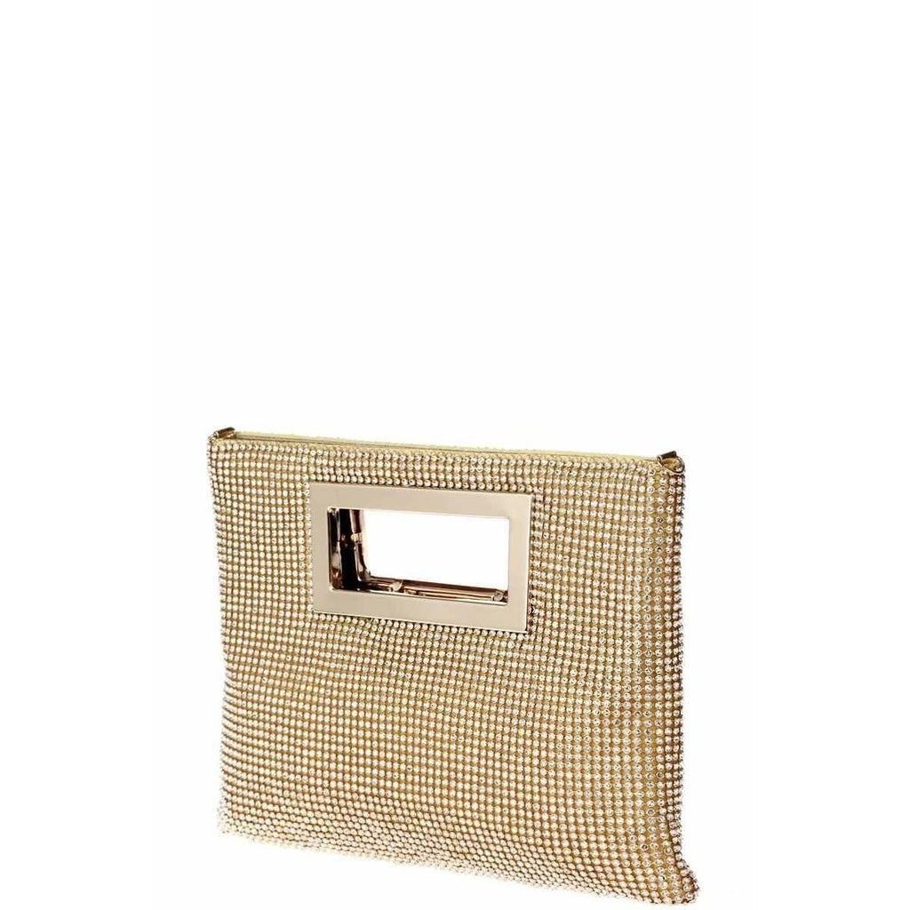 Handle On Life Textured Handbag - Gold - Accessories - Handbag