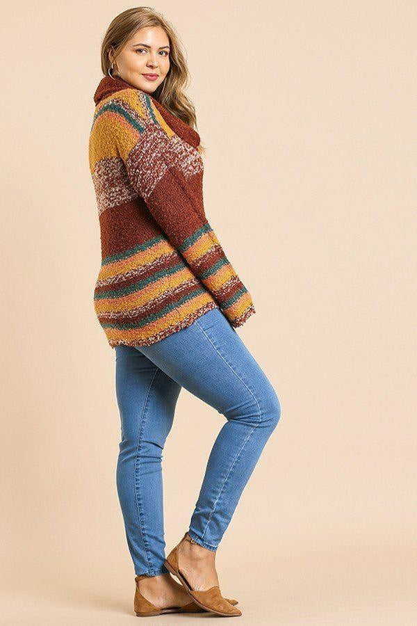 Pumpkin Patch Spice Sweater - Tops - Longsleeve