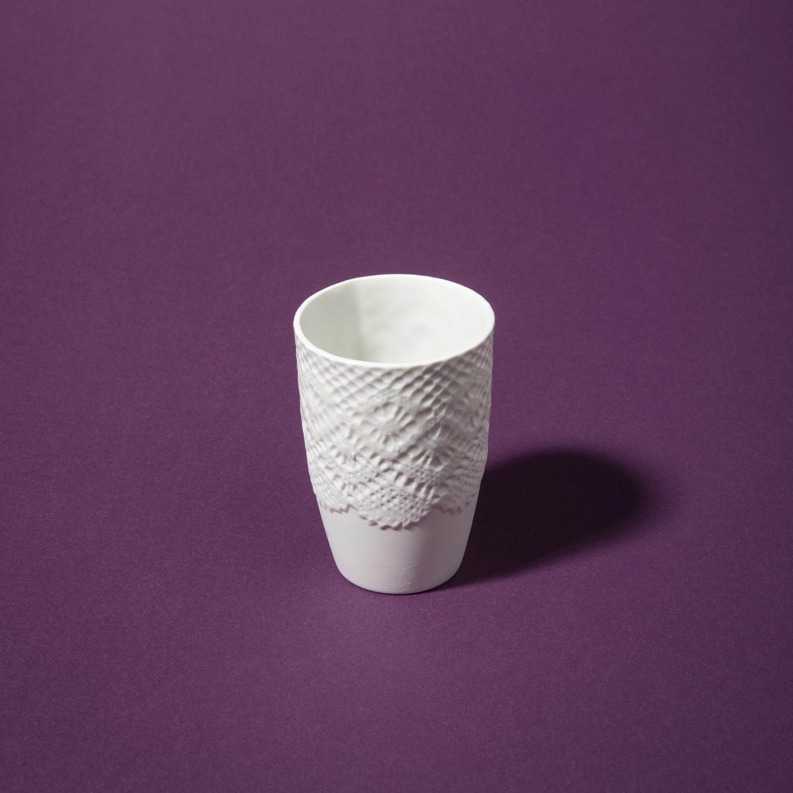 Porcelain Mug Inspired by Lace from Rembrandt painting official Rijksmuseum Shop