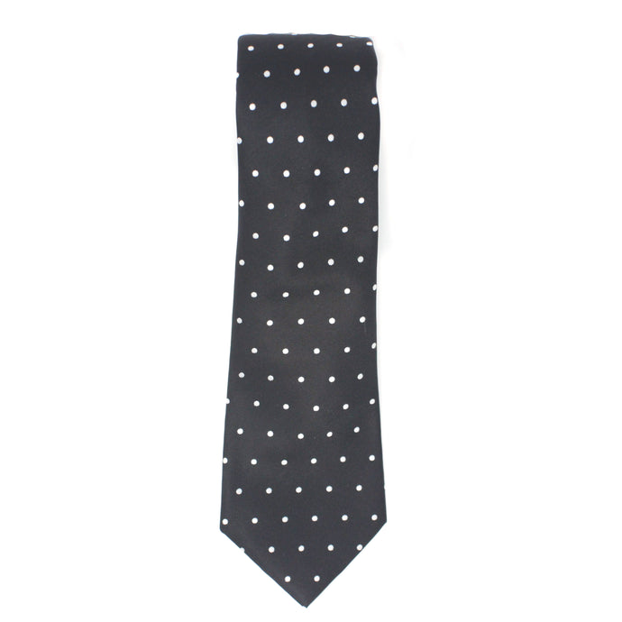 Black Polka-Dot