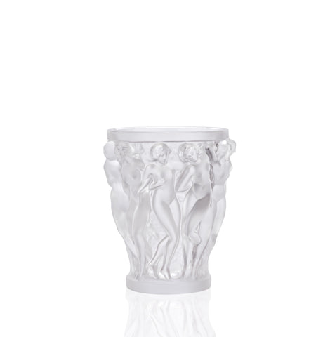 Bacchantes Vase by Lalique - Lily Charleston