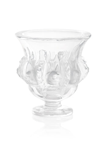 Dampierre Vase by Lalique - Lily Charleston