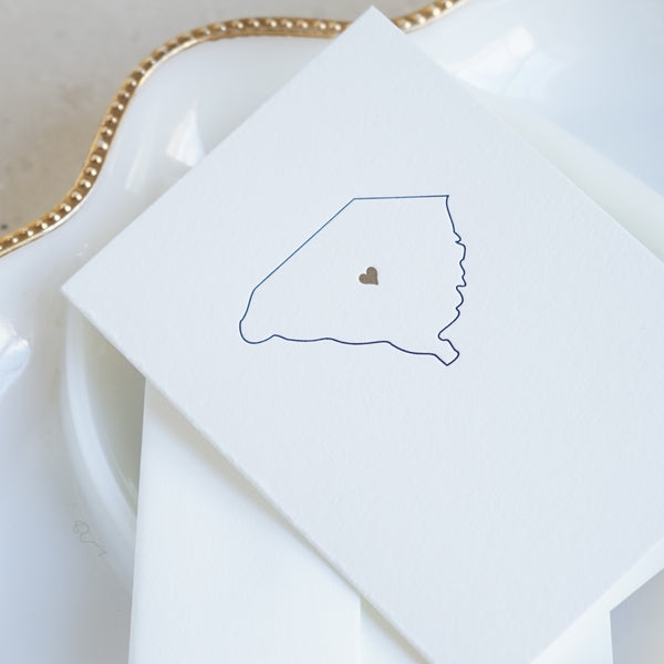 South Carolina Note Card Set