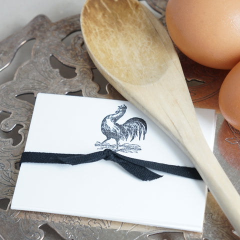 Rooster Note Cards