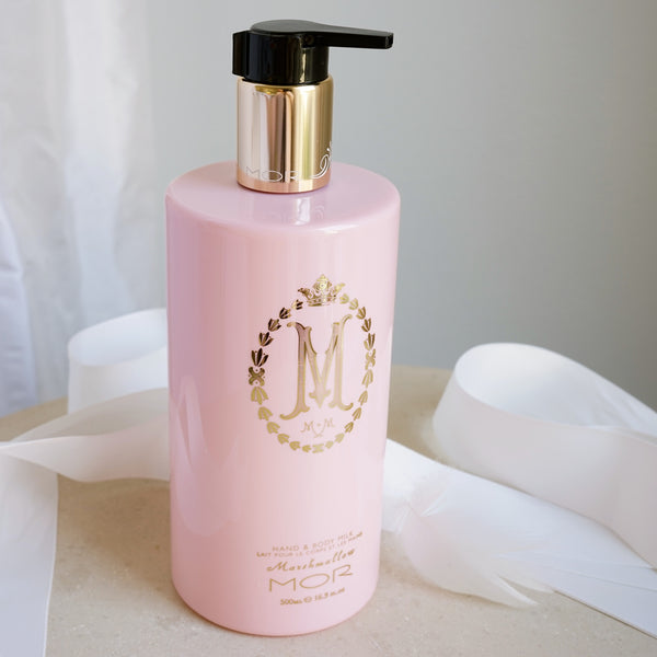 Mor Marshmallow Hand and Body Milk - Lily Beaufort