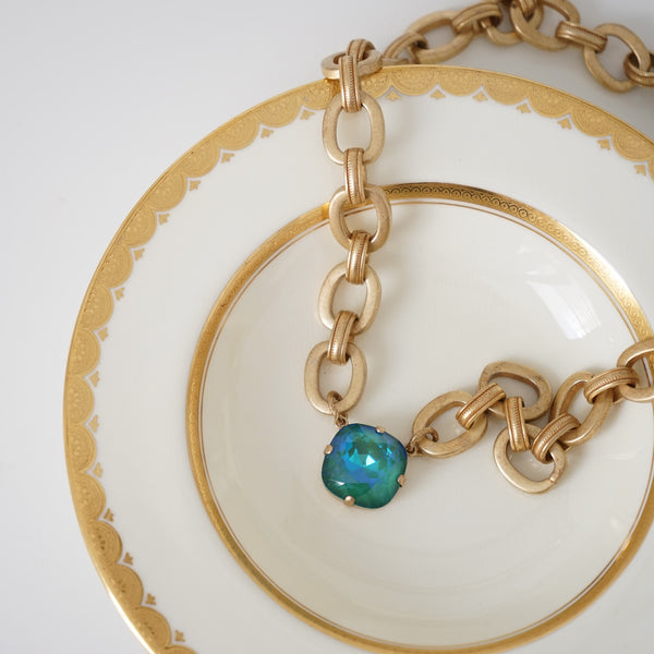 La Vie Parisienne Mermaid Necklace - Lily Charleston