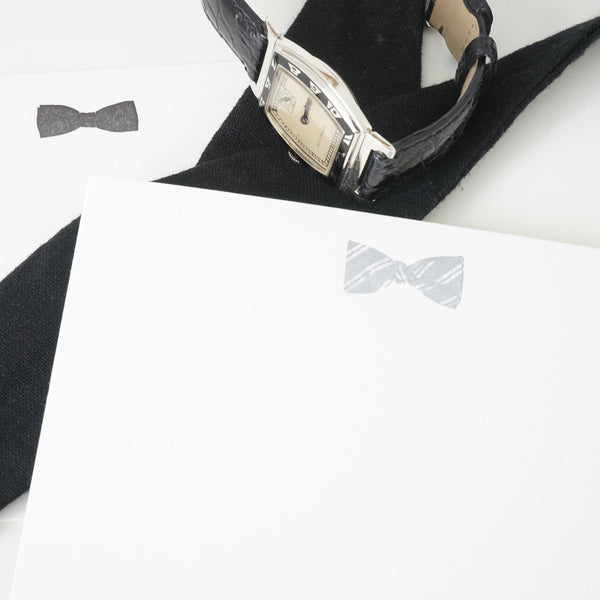 Bow Tie Note Pad - Lily Charleston