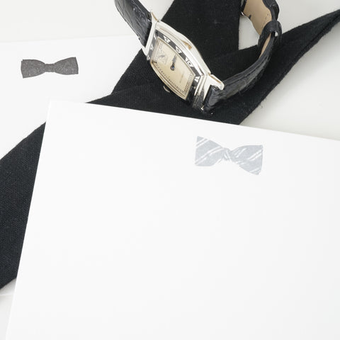 Bow Tie Note Pads - Lily Beaufort