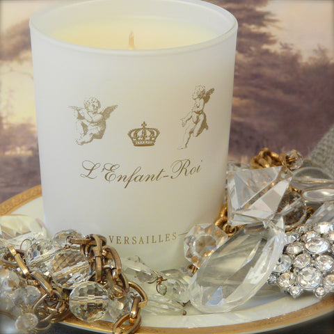 L'Enfant Roi Candle - Lily Charleston