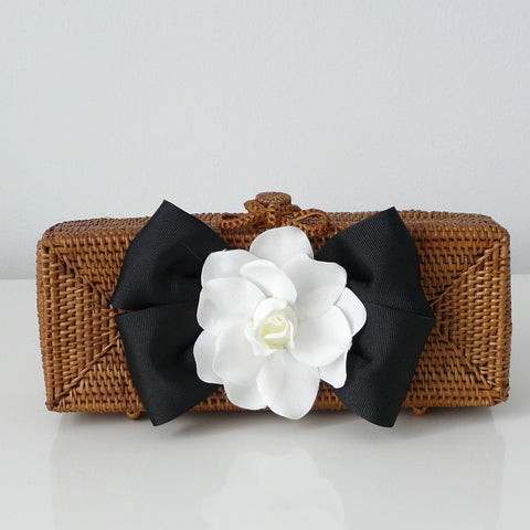 Bosom Buddy Beaufort Clutch - Lily Charleston