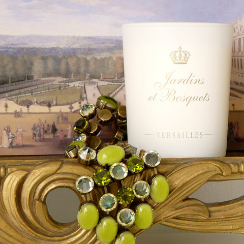 Jardins et Bosquets Candle - Lily Charleston