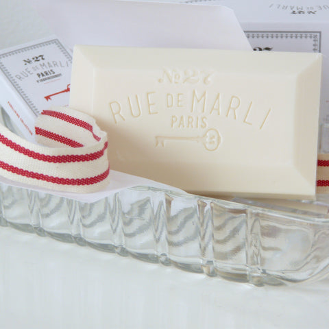 Rue de Marli No. 27 Soap - Lily Beaufort
