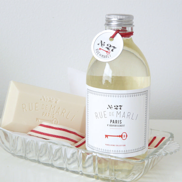 Rue de Marli No. 27 Foaming Bath - Lily Bluffton
