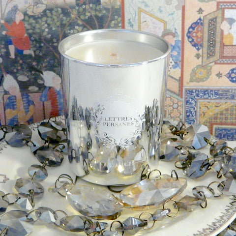 Lettres Persanes Candle - Lily Charleston