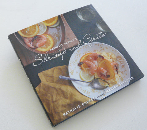 Shrimp & Grits by Nathalie Dupree & Marion Sullivan - Lily Beaufort