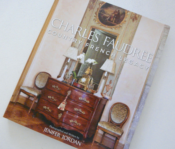 Country French Legacy by Charles Faudree - Lily Charleston