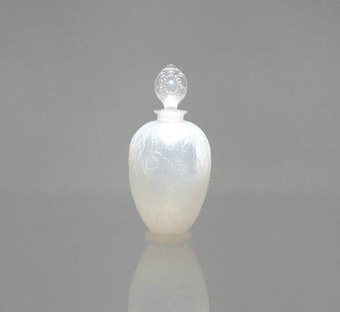 Fleurs Décoratif Perfume Bottle by Sabino Crystal Company - Lily Beaufort