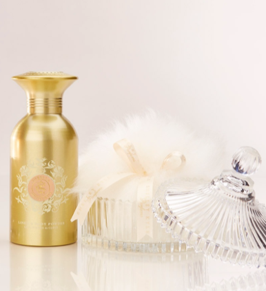 Luxury Shimmer Body Powder - Lily Beaufort