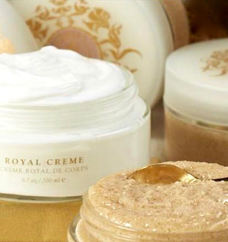 Royal Body Crème - Lily Beaufort