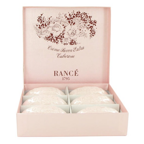 Rancé Tuberose Boxed Soap