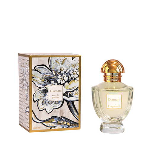 Diamant Eau de Parfum by Fragonard - Lily Charleston
