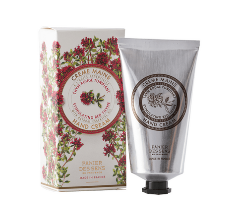 Panier des Sens Red Thyme Hand Cream - Lily Charleston