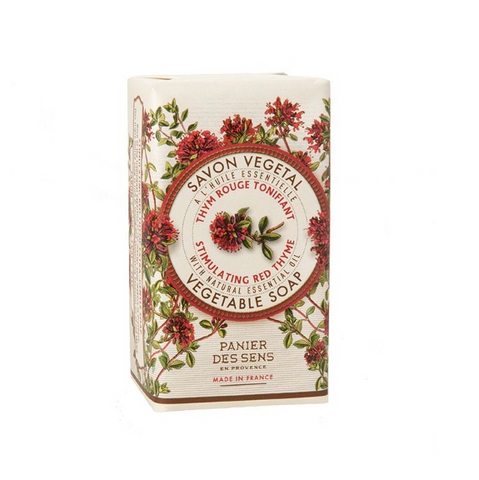 Panier des Sens Red Thyme Soap - Lily Charleston