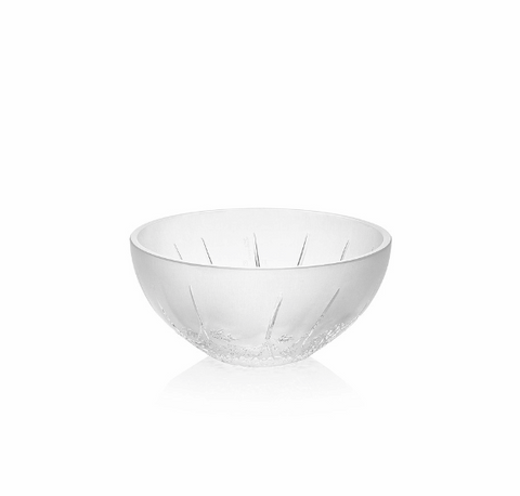 Ombelles Bowl by Lalique - Lily Beaufort