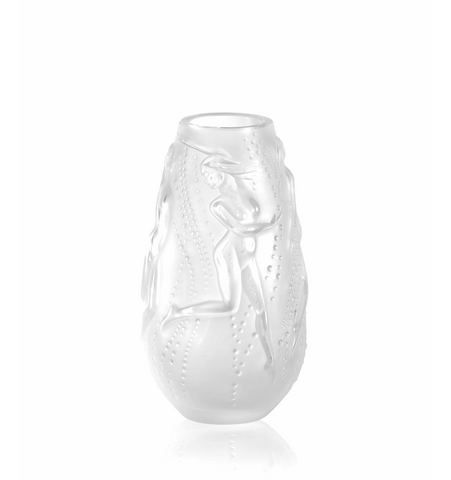 Nymphae Vase by Lalique - Lily Charleston
