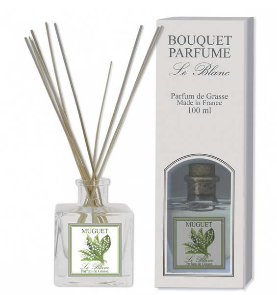 Lily of the Valley Petite Diffuser - Lily Charleston