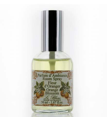 Orange Blossom Room Spray - Lily Charleston