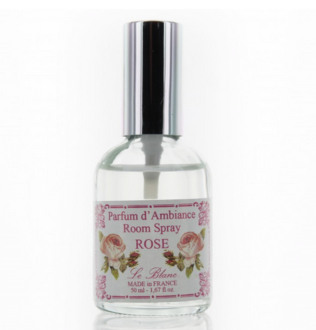 Rose Room Spray - Lily Charleston