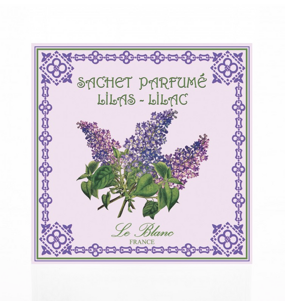 Lilac Parfumed Sachet - Lily Beaufort