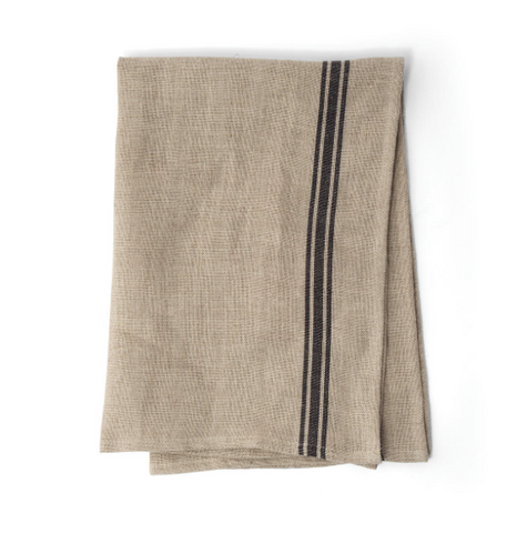 Thieffry Frères Linen Towel - Lily Charleston