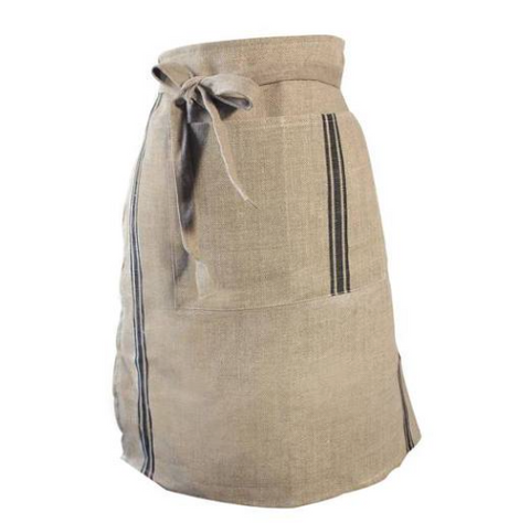 Thieffry Frères Linen Apron - Lily Beaufort