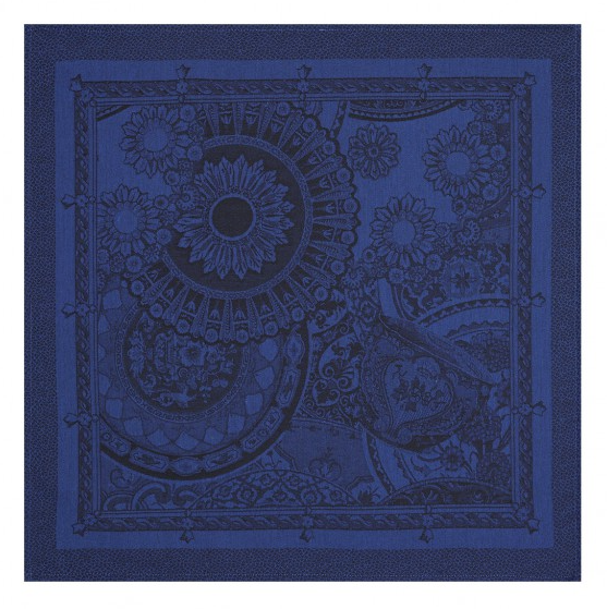 Porcelaine Napkin ~ Chinois Bleu - Lily Beaufort