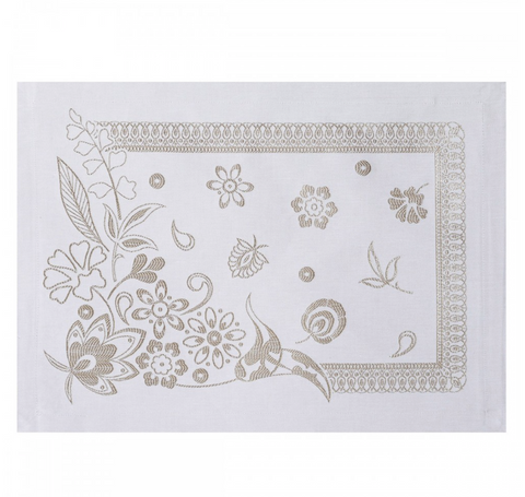 Haute Couture Placemat - Lily Charleston