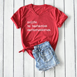 Free Shipping Nolite Te Bastardes Carborundorum Shirt, Don't Let The Bastards Grind You Down