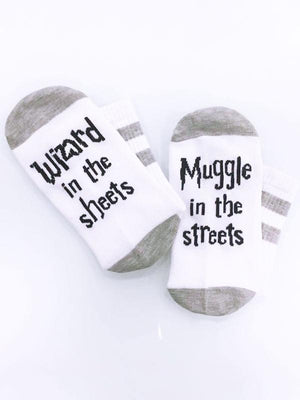 Muggle In The Streets Socks
