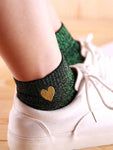 Cute Heart Socks