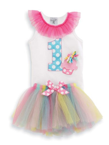 I'm 1 - First Birthday Tutu by Mud Pie