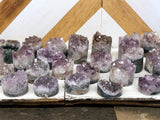 Amethyst Core Clusters
